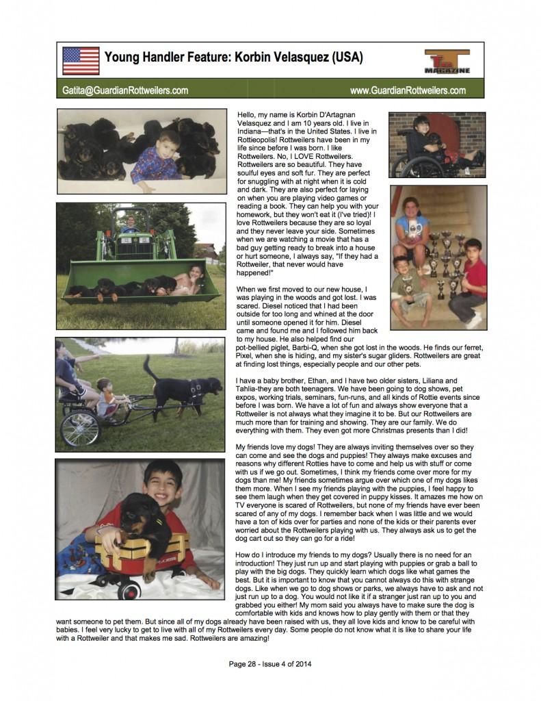 TotalRottweilerMagazine-Issue4of2014.CV01 copy